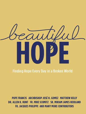 cover image of Beautiful Hope