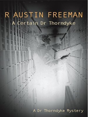 cover image of A Certain Dr Thorndyke