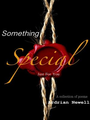 cover image of Something Special Just For You