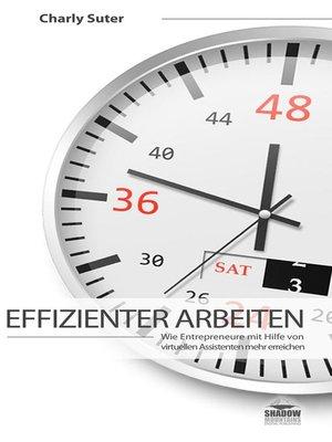 cover image of Effizienter Arbeiten