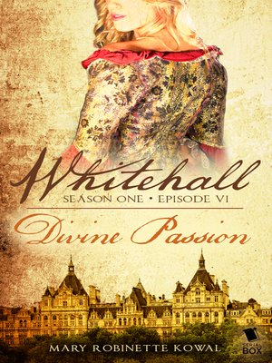 cover image of Divine Passion (Whitehall Season 1 Episode 6)