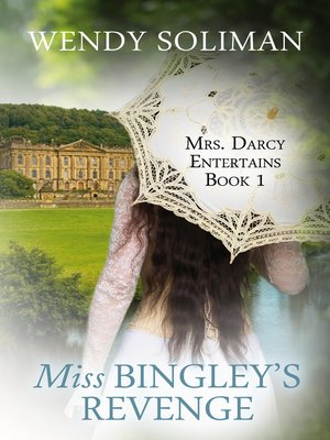 cover image of Miss Bingley's Revenge