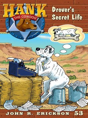 cover image of Drover's Secret Life
