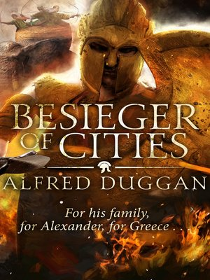 cover image of Besieger of Cities