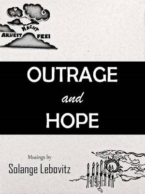 cover image of Outrage and Hope