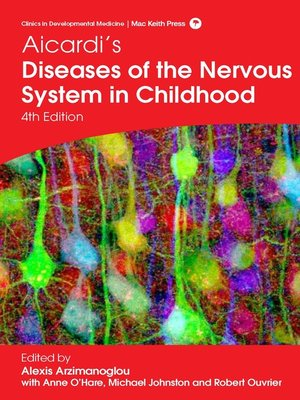 cover image of Aicardi's Diseases of the Nervous System in Childhood