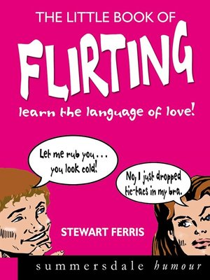 cover image of The Little Book of Flirting