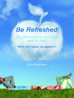 cover image of Be Refreshed!