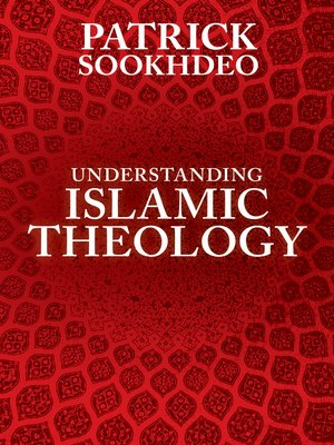 cover image of Understanding Islamic Theology