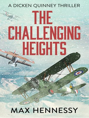 cover image of The Challenging Heights