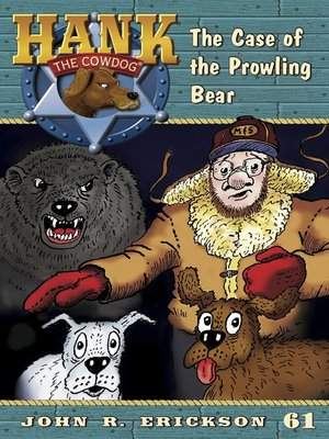 cover image of The Case of the Prowling Bear