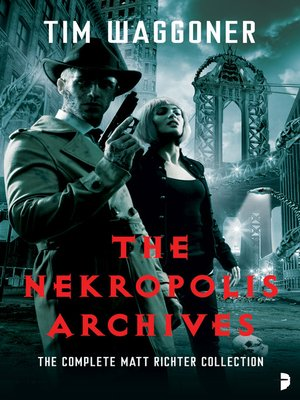 cover image of The Nekropolis Archives