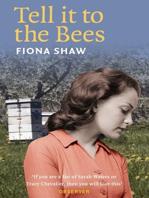 cover image of Tell it to the Bees