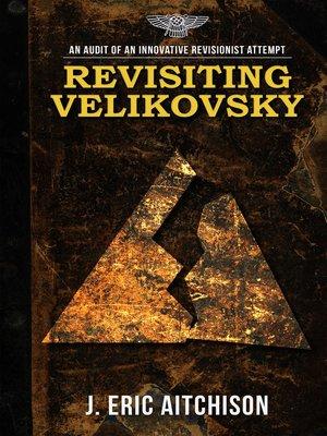 cover image of Revisiting Velikovsky