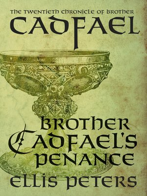 cover image of Brother Cadfael's Penance