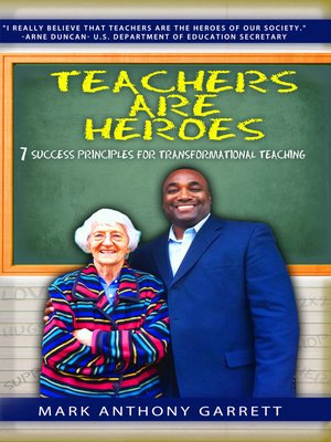 cover image of Teachers Are Heroes