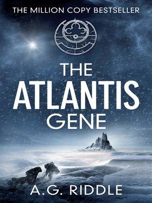cover image of The Atlantis Gene