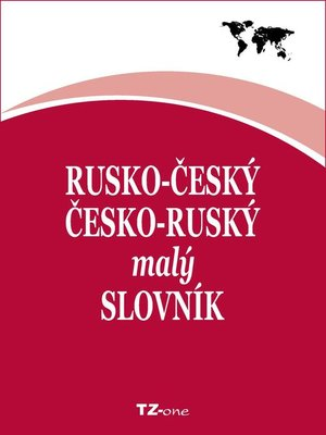 cover image of Rusko-český/ česko-ruský malý slovník