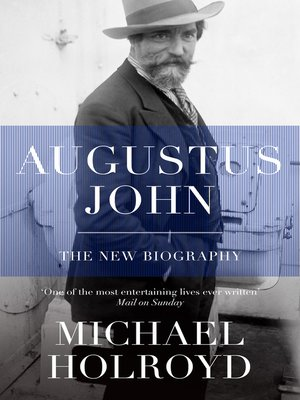 cover image of Augustus John