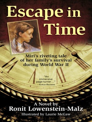 cover image of Escape in Time