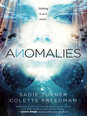 cover image of Anomalies
