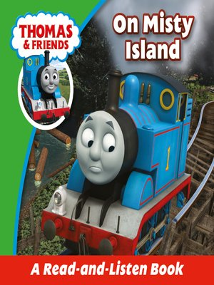 cover image of On Misty Island