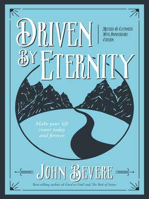 cover image of Driven by Eternity