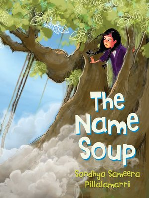 cover image of The Name Soup