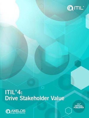 cover image of ITIL®4
