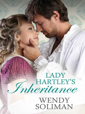 cover image of Lady Hartley's Inheritance