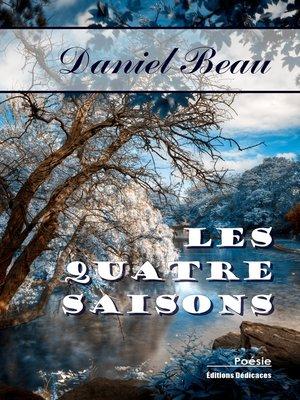 cover image of Les quatre saisons