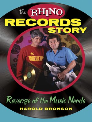 cover image of The Rhino Records Story