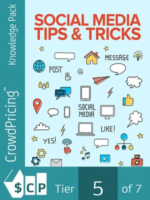 cover image of Social Media Tips and Tricks
