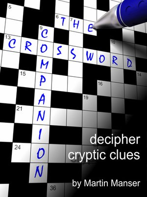 cover image of Crossword Companion