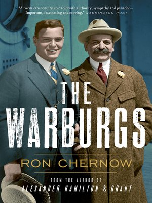 cover image of The Warburgs