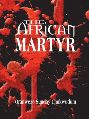 cover image of The African Martyr
