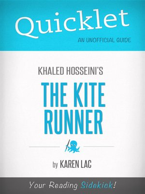 cover image of Quicklet on the Kite Runner by Khaled Hosseini