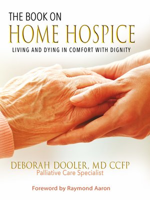 cover image of The Book On Home Hospice