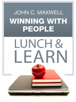 cover image of Winning With People Lunch & Learn