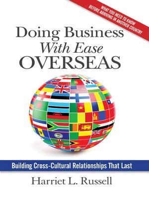 cover image of Doing Business With Ease Overseas