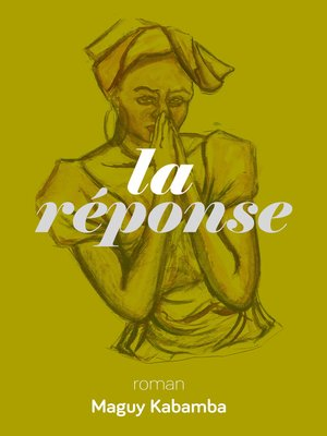 cover image of La réponse