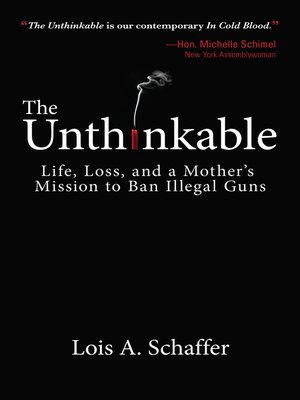 cover image of The Unthinkable