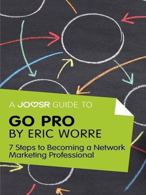 cover image of A Joosr Guide to... Go Pro by Eric Worre