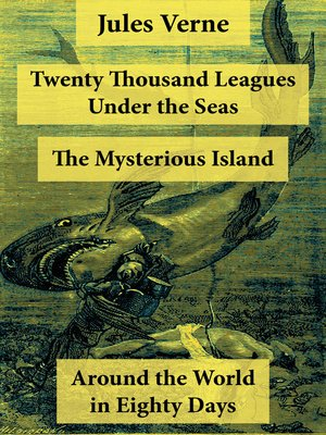 cover image of 3 Unabridged Science Fiction Classics, Illustrated