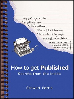 cover image of How to Get Published