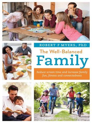 cover image of The Well-Balanced Family