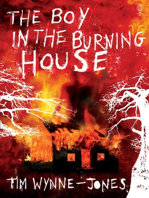 cover image of The Boy in the Burning House