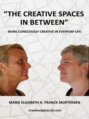 """cover image of """"The Creative Spaces in Between"""""""