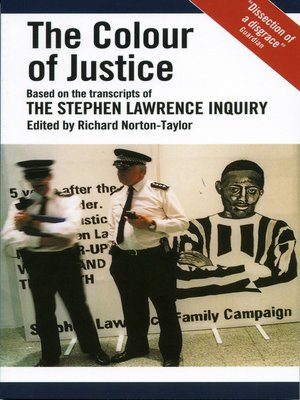 cover image of The Colour of Justice