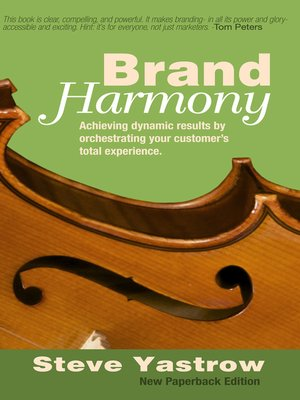 cover image of Brand Harmony